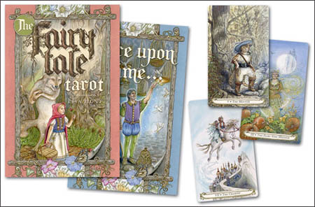 The Fairy Tale Tarot by Lisa Hunt