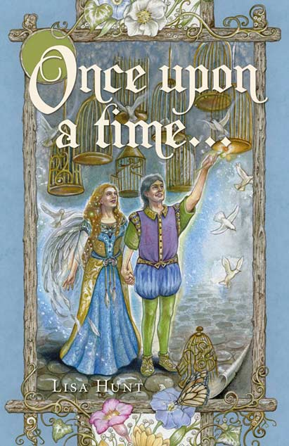 Once Upon A Time -- The Fairy Tale Tarot companion book