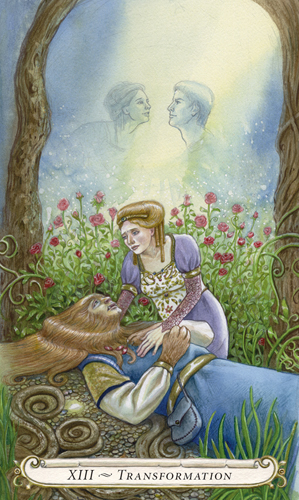 Transformation - The Fairy Tale Tarot by Lisa Hunt
